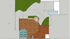 gallery of Backyard Design drawings