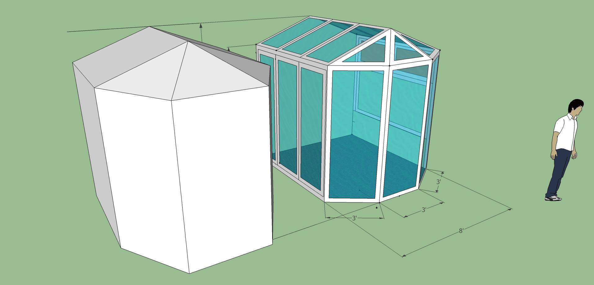 modeling glass